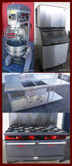 Main Auction Services New Amp Used Restaurant Equipment