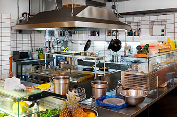 Professional Kitchen Restaurant Equipment
