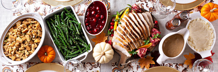 Main Auctions Services - Thanksgiving Food Marketing Ideas