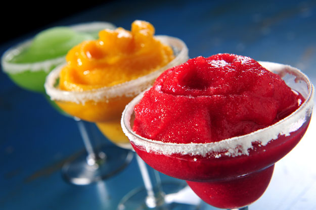 The Frozen  Margarita - Main Auction Services