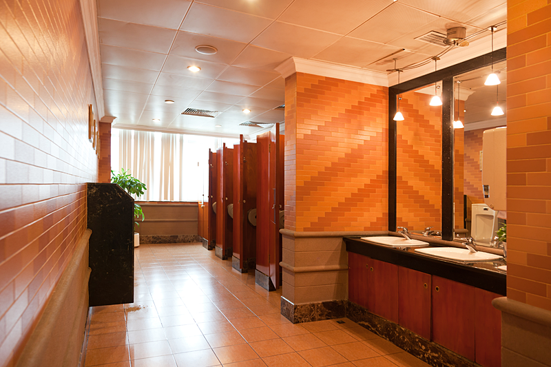 Clean Restrooms Are Beautiful - Main Auction Services
