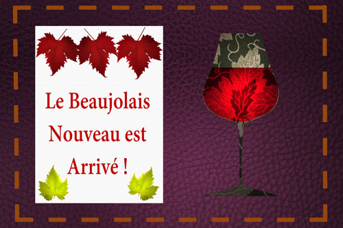 Main Auction Services - Beaujolais Nouveau