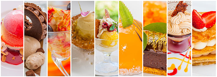 Patisserie Sweets - Main Auction Services