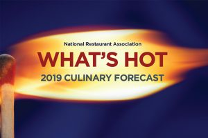 What's Hot - 2019 Culinary Forcast